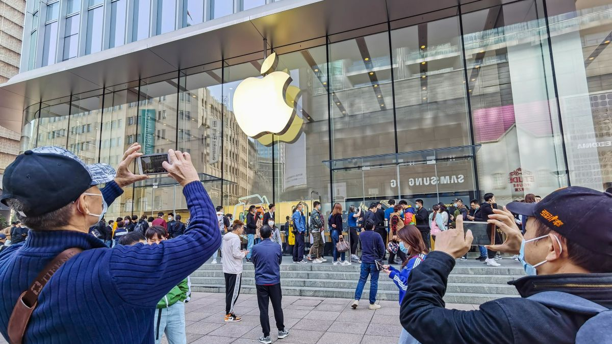 Apple Reportedly Booting Thousands of Video Games From Its China App Store