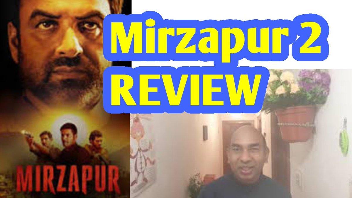 #Mirzapur2 #MirzapurOnPrime #Mirzapur2Review #Mirzapur2series #MirzapurWatchOnline