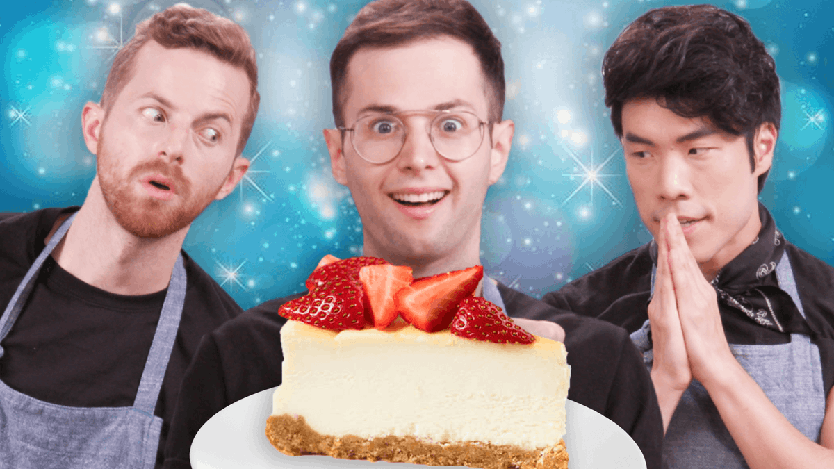 'Tis the season finale! Which baker will take the CHEESE cake in the final episode of Without A Recipe season 2?🍰