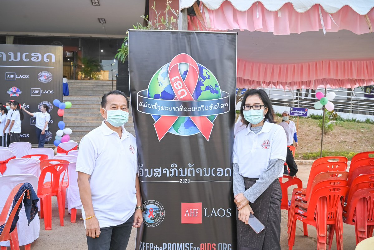 #wad2020; #AIDSTheOtherPandemic