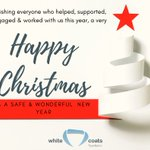 Image for the Tweet beginning: Wishing everyone a wonderful Christmas