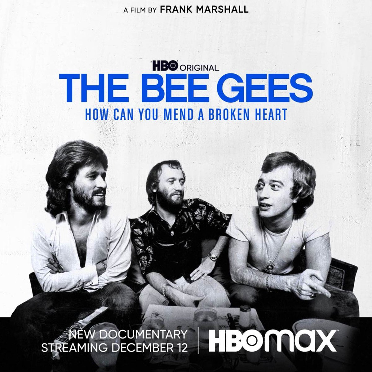 Wow #BeeGeesFilm. Always loved them but what a tale of brothers, pop history, pure hard work & evolving artistry. 🙌🏻Thanks @LeDoctor. So moving. Because that's how they wrote-unabashedly from the ❤️@HBODocs