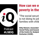 Image for the Tweet beginning: Interested in how social policy