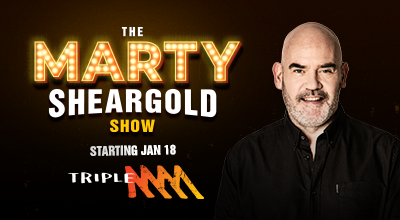 ANNOUNCING The Marty Sheargold Show!  It will be Triple M Melbourne's new FM breakfast show in 2021 alongside a 3-4pm syndication on Triple M's 49 stations across the country.  Read more here: https://t.co/eLVQazc98L https://t.co/BPusklOAFp