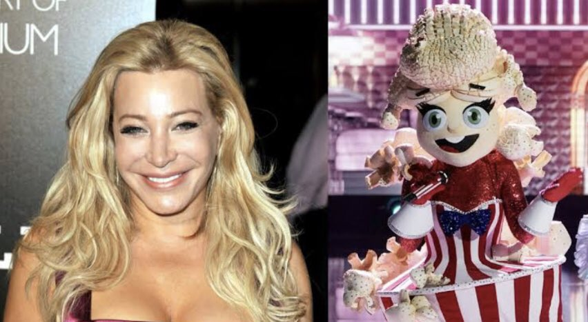 BREAKING NEWS: @taylordayne will reprise her role as #popcornmask in Spider-Man 3 @kenjeong #TheMaskedSinger #SpiderMan3 #memes