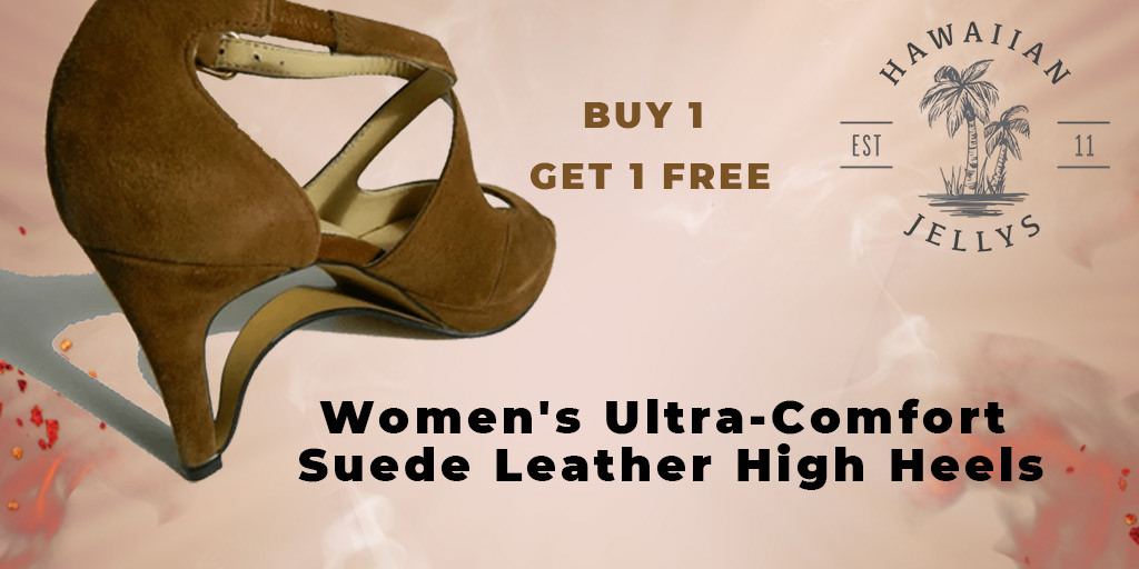 Women's Ultra-Comfort Suede Leather High Heels #flipflops #sandals #feet #leathersandals #Slipaaahs #slippers #flipflopseason #fashion #summer #hawaiianjelly #shoes #dressshoes #onlineshopping #foot #heels #kidsfeet #chinelo #convertiblesandals #patrioticsandals #footwear