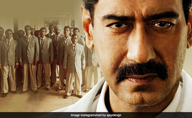 Replying to @moviesndtv: #Maidaan: @ajaydevgn Shares An Update About The Film