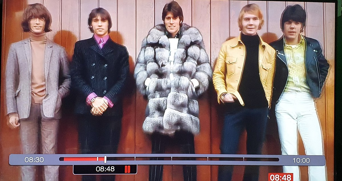 Ahhh remember back in the day, when @JohnBishop100 was in the BeeGees #BeeGeesHBO #BeeGeesFilm