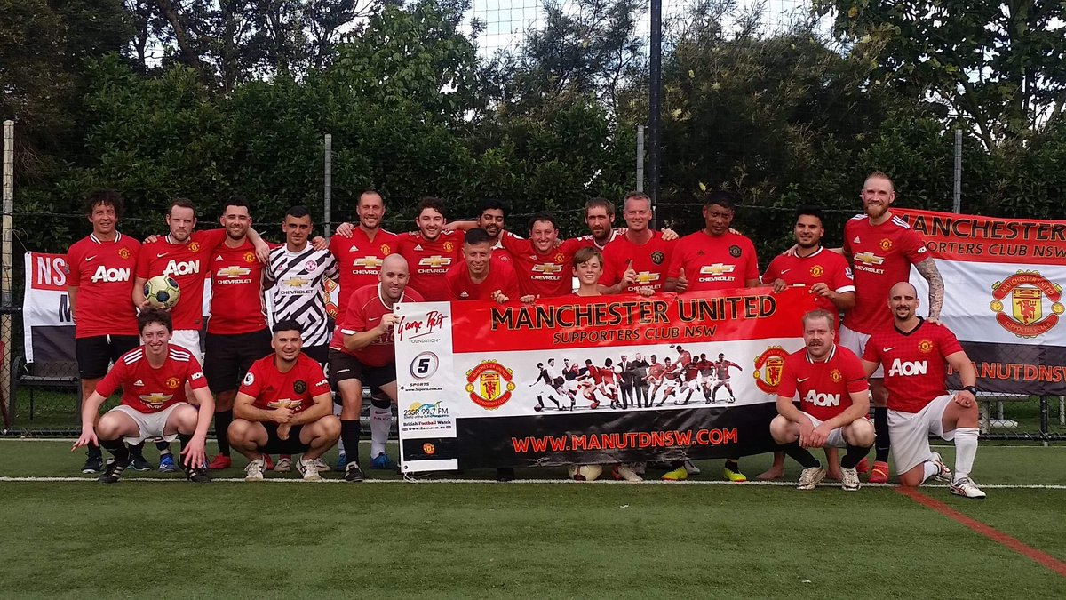 Morning @MarcusRashford, we played a game inspired by the great work you're doing & we raised $1250 (£677) for @mufcfoodbank & @MCFCfoodbank with our game against the Man City supporters club. Pleased to do our part from the other side of the world #mufc #ENDCHILDFOODPOVERTY