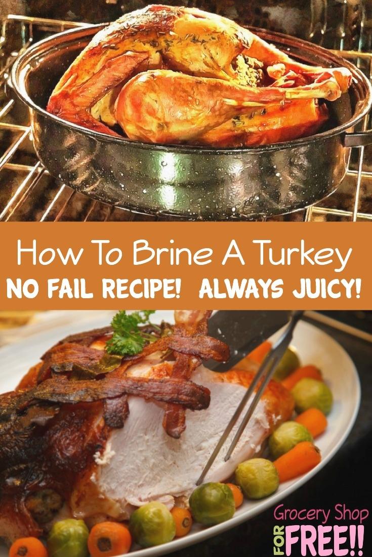 How To Brine A Turkey - No Fail!!  Click here ---> https://t.co/tM6l61Z0xC #needs #financialindependence #financialpeace #saving #savingsplan https://t.co/l8xdMaJwlu