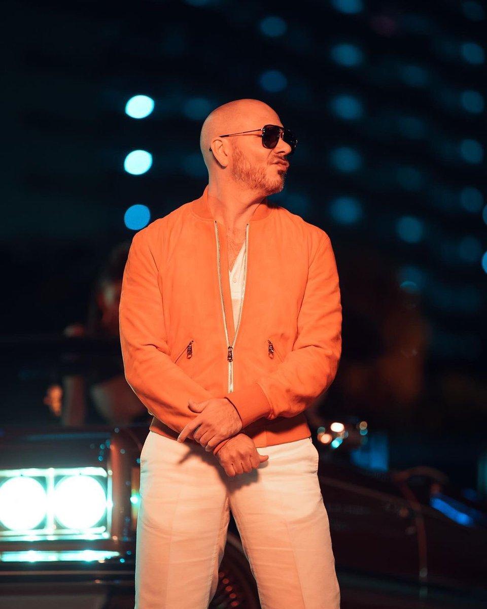 📸 @Pitbull — #GiveItToMe #Crunkaton #MrWorldwide #Pitbull (Images: sfeliuofficial)
