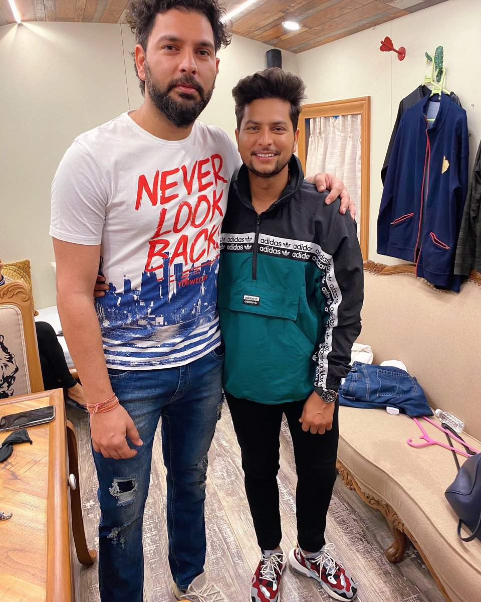 Happy birthday @YUVSTRONG12 Pa .God bless you and wishing you the best paaji 🙏