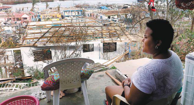 Los reparos de los raizales en la atención del desastre en Providencia.