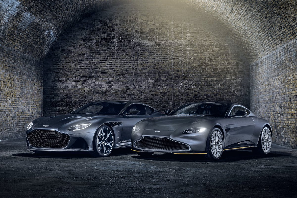 Aston Martin On Twitter Read With Unique Elements To Thrill Any Secret Agent The Aston Martin Vantage And Dbs Superleggera 007 Editions Pay Homage To Bond Movies Old And New Https T Co Whmnllqvvd Subscribe