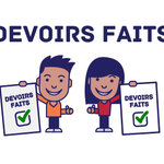 "Image for the Tweet beginning: Les inscriptions pour ""Devoirs Faits"""