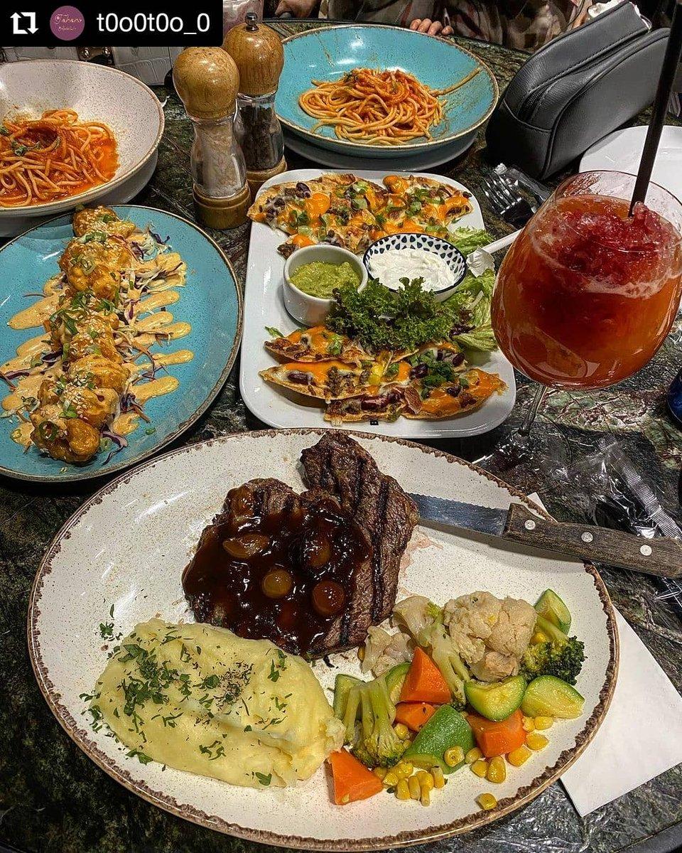 مطاعم الرياض Riyadhfo Twitter