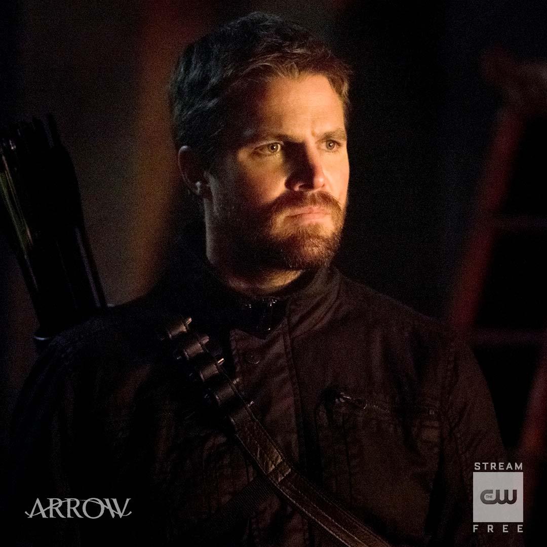Replying to @CW_Arrow: Always our hero. #Arrow