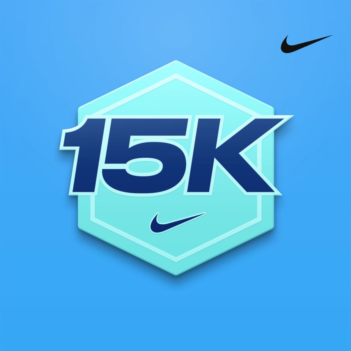 I completed the December Challenge #movewithhart #hustlehart #moonshot @NikeService