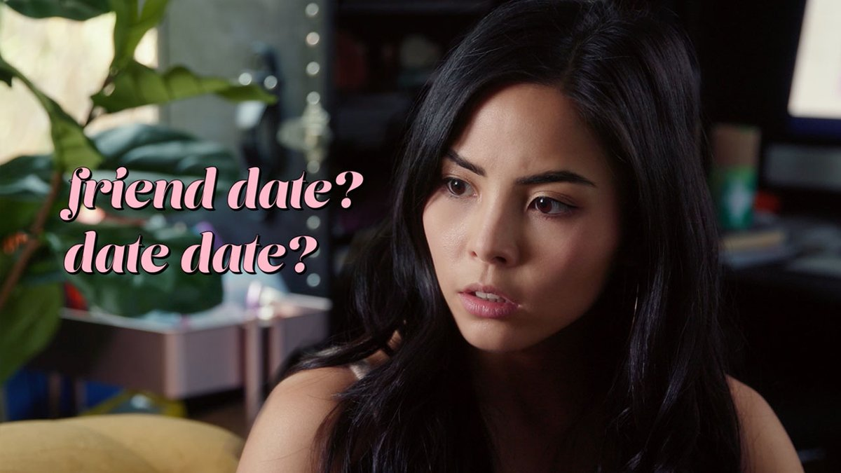 Replying to @AnnaAkana: Is it a date or a hangout? ft @michellemacedom & @melissamacedom