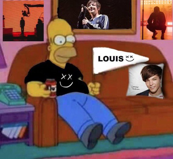 @Louis_Tomlinson Yes king
