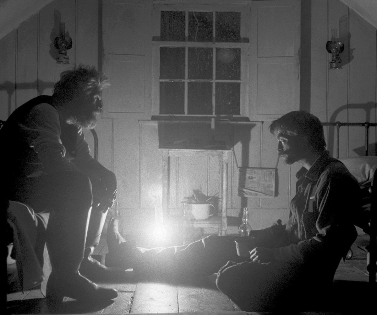 #TheLighthouse is a bit like a Bergman movie. Or you could say Bergman inspired. #HouroftheWolf