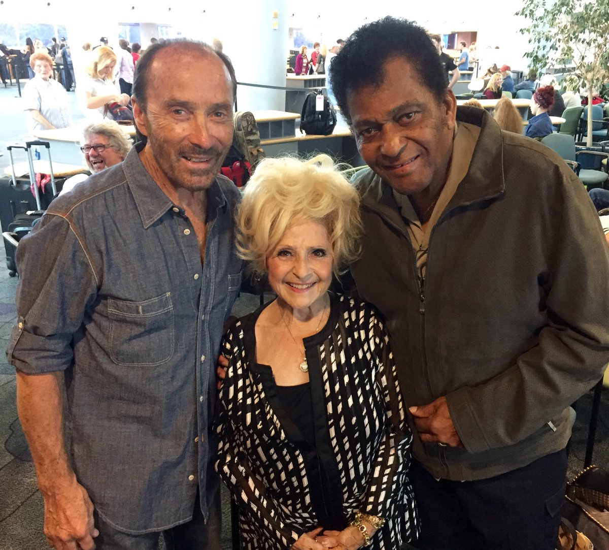 Charley Pride was a dear friend & truly one of the sweetest men in the music business. I was privileged to be his opening act when I first came to town.