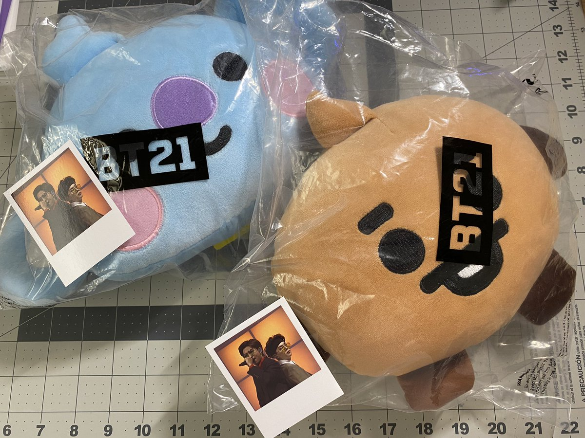 🎁#9 BT21 Namgi giveaway has ended❗️  🎉Congratulations to @chrmnbts and @BTSGramySingers !! 🥳  The winners have been notified but if I don't hear back within 24 hrs, new winners will be selected.  I loved seeing all of your Namgi pics 🥰 #NamGiHOT100Songwriters   💜💜💜
