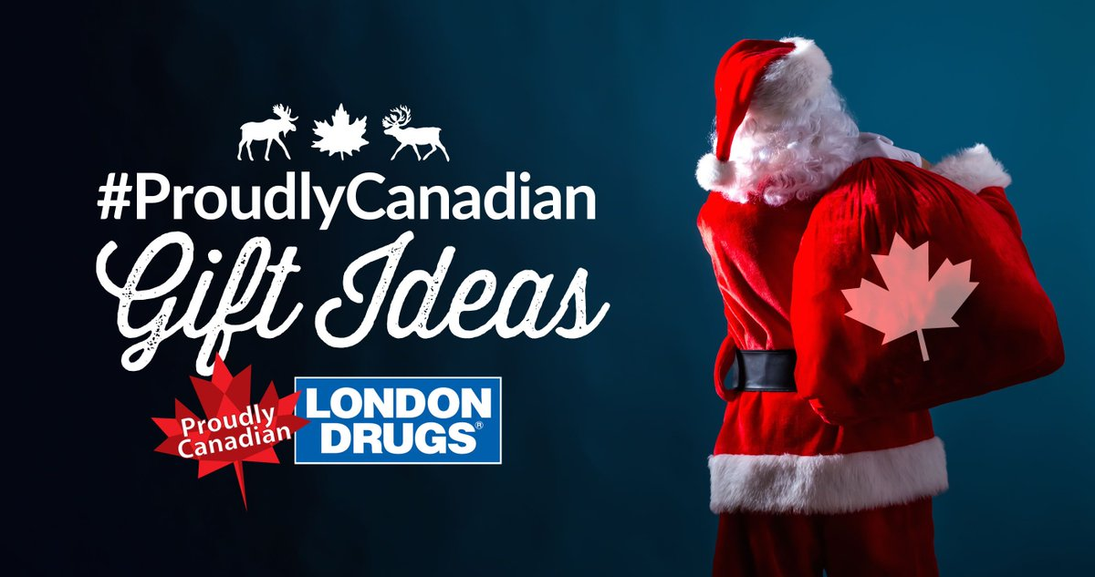 London Drugs On Twitter Our Proudly Canadian Program Is Excited To Bring You Some Great Canadian Gift Ideas This Holiday Season Read Our Blog To Find Out More Https T Co Nbpespdglt Https T Co 4sfhwz1cuv