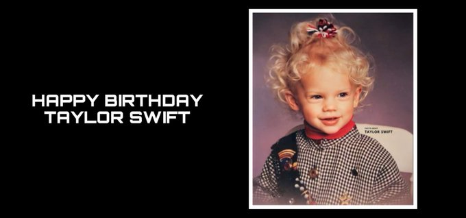 Beyoncé wishes Taylor Swift a happy birthday on her website.