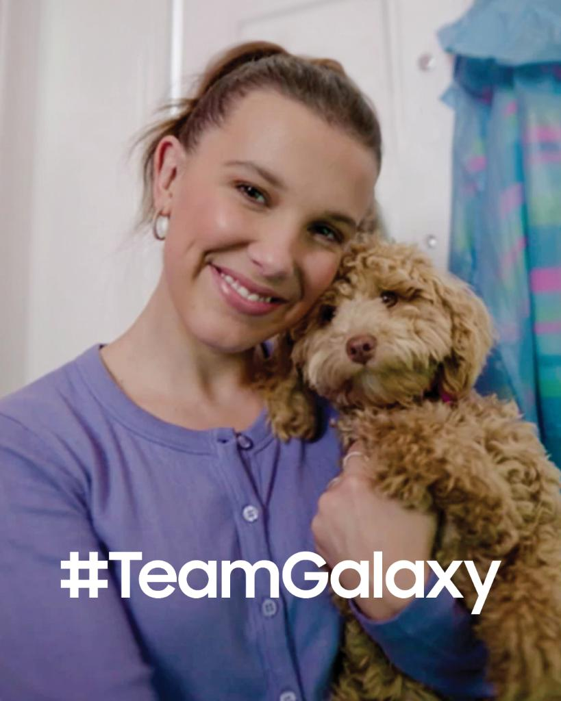 Feeling like a proud mom seeing Winnie in this year's #TeamGalaxy #HouseRules video. #GalaxyS20FE #SamsungPartner  Learn more: