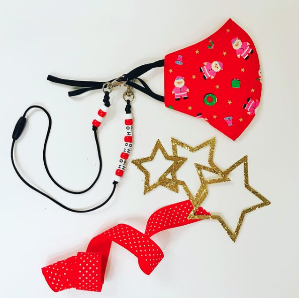 Stay safe this Christmas      #masks #lanyards #personalised #stockingstuffers #makers #thesaffronsouk #saffronsouk #makers  #handmade #kids #babies #smallbusiness #shoplocal #dubaimoms #shopsmall   #igers #love   #supportlocaldxb