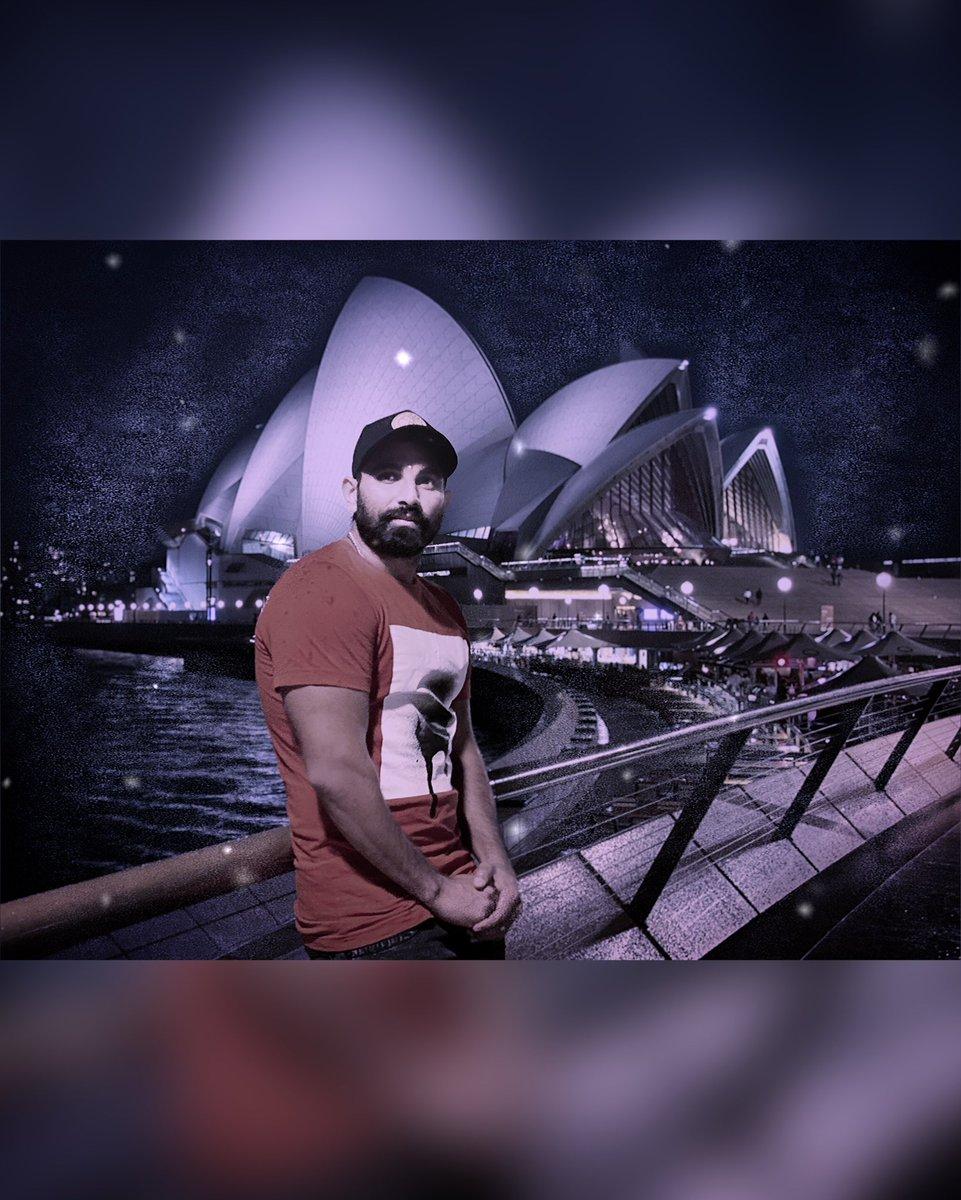 Opera House Sydney #sydney #TeamIndia #mshami