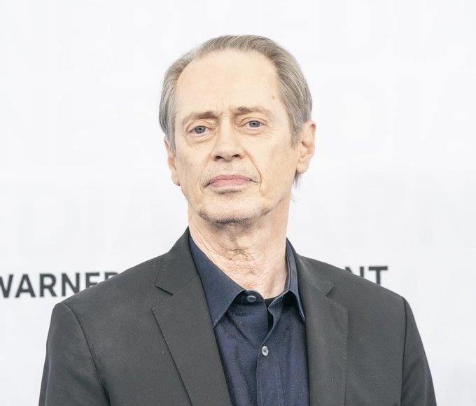 What a man! Happy 63rd birthday to Steve Buscemi!