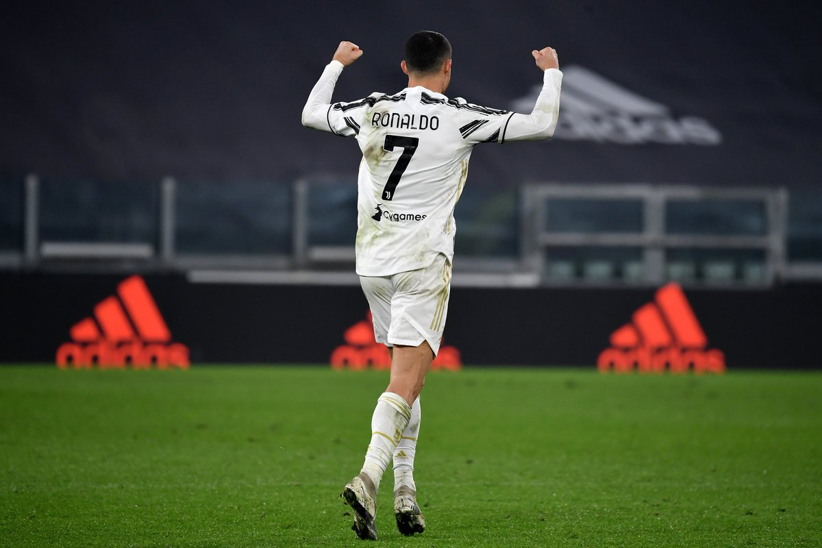 Cristiano Ronaldo is the only Juventus player in the history to have scored 30+ league goals in a single calendar year.