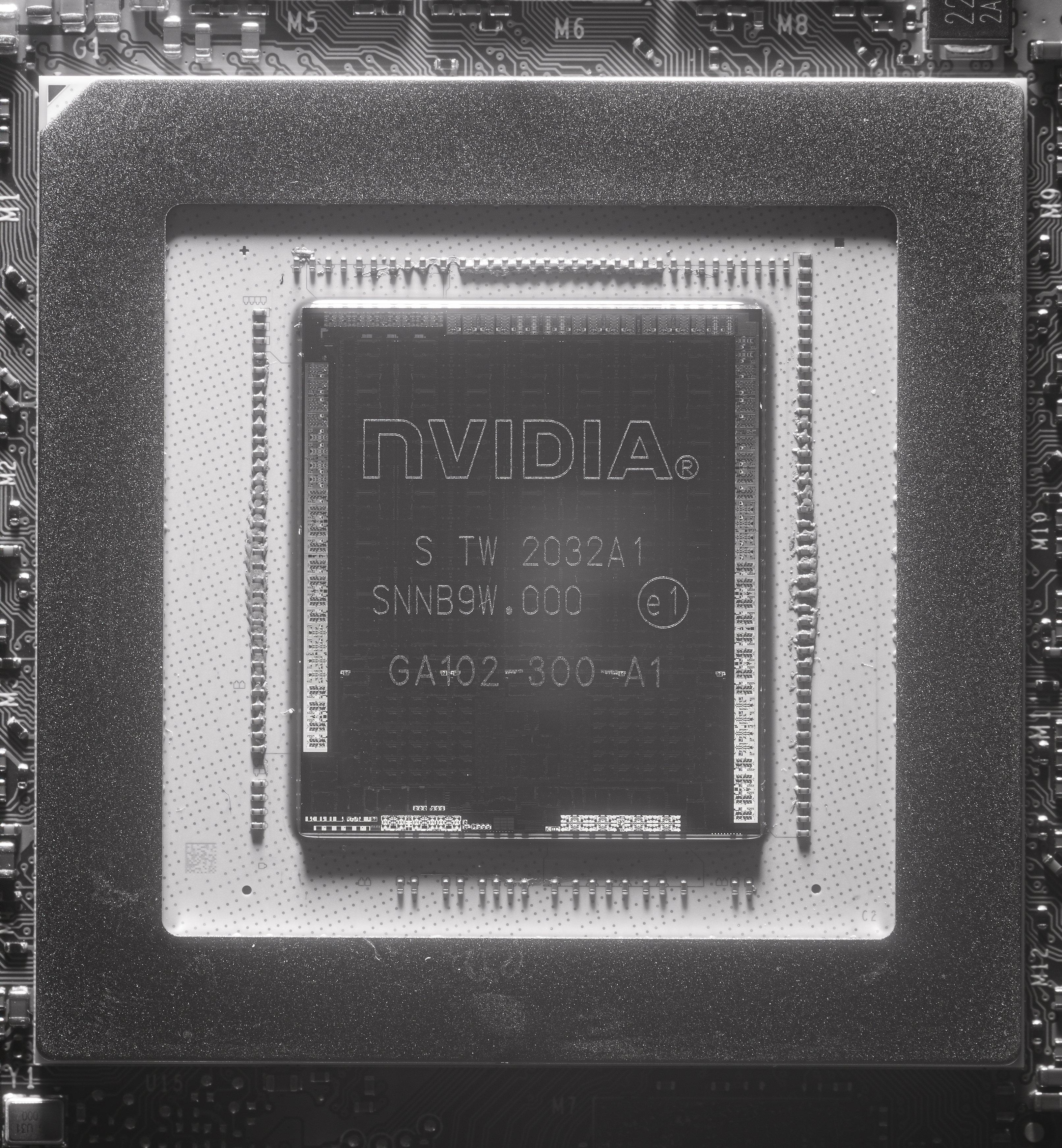 GPU GA102 de Nvidia