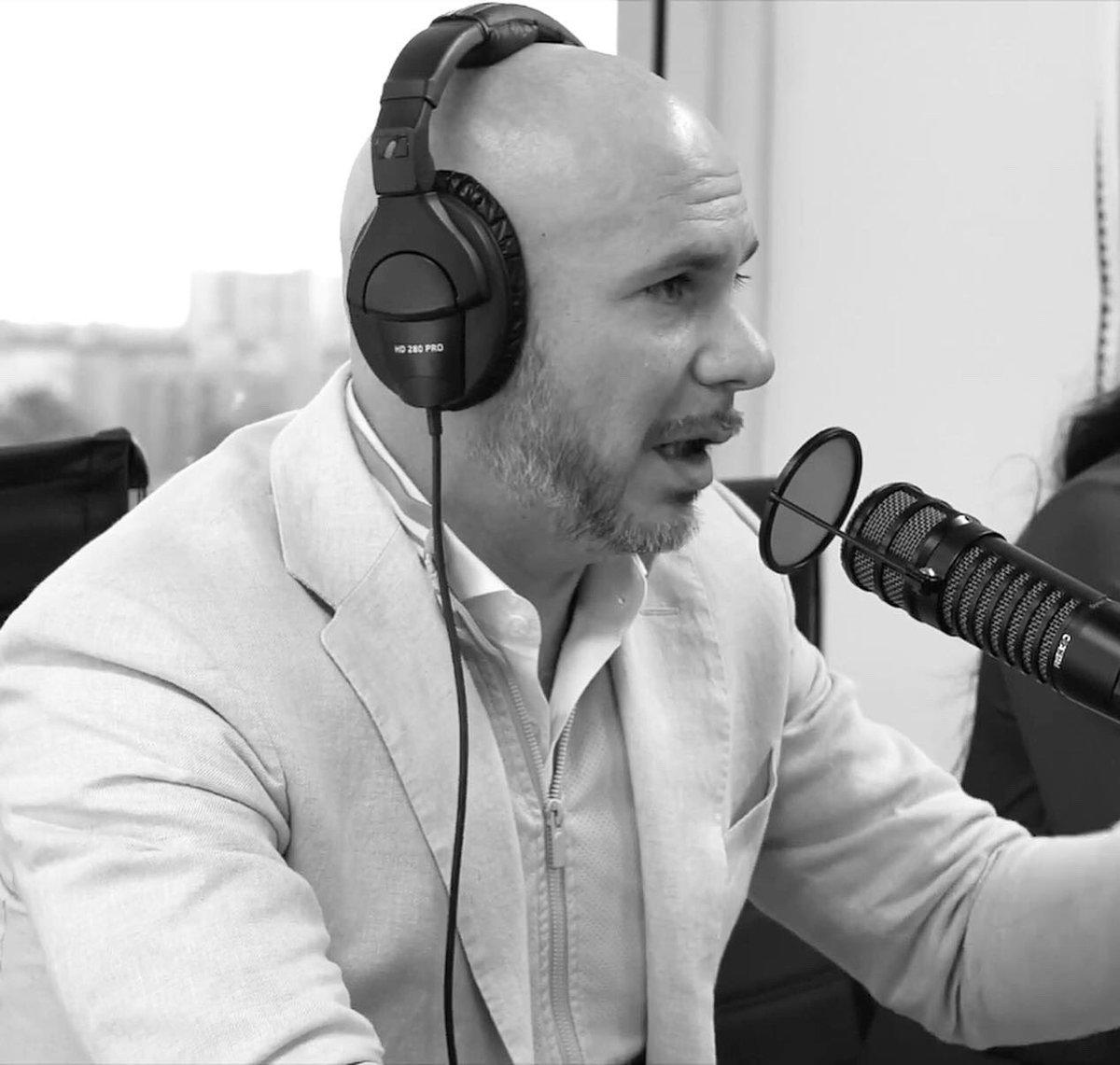 📸 @Pitbull — #FromNegativeToPositive #MrWorldwide #Pitbull