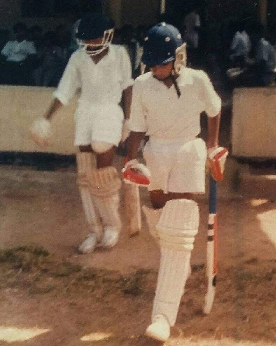 Formative years of Mahela Jayawardena in Cricket. Mahela was considered a child prodigy during his school days.