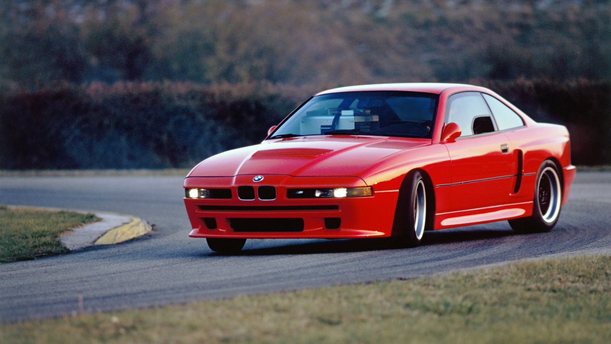Bmw Group Classic On Twitter Drift Into Bliss With The Bmw M8 Prototype E31 Robert Kroschel Bmwclassic