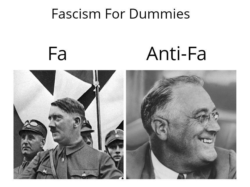 #fascismForDummies