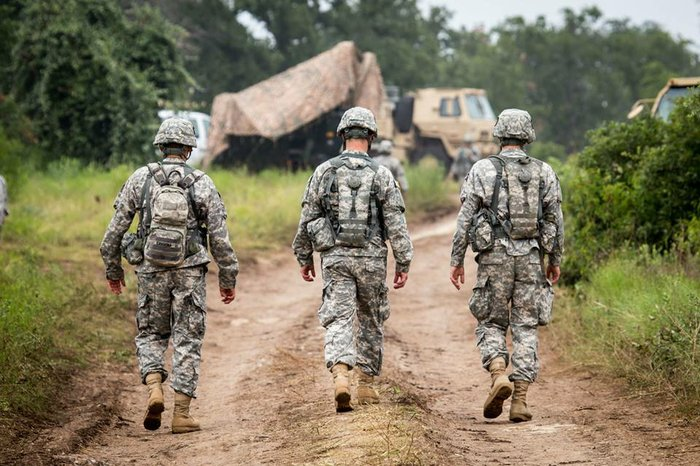 On the @NationalGuard's 384th birthday, we commend the brave heroes who dedicate their lives to protecting our country. #GoGuard https://t.co/YnX6H3qoW6