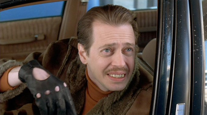 Happy birthday Steve Buscemi! What\s your favorite Buscemi role?