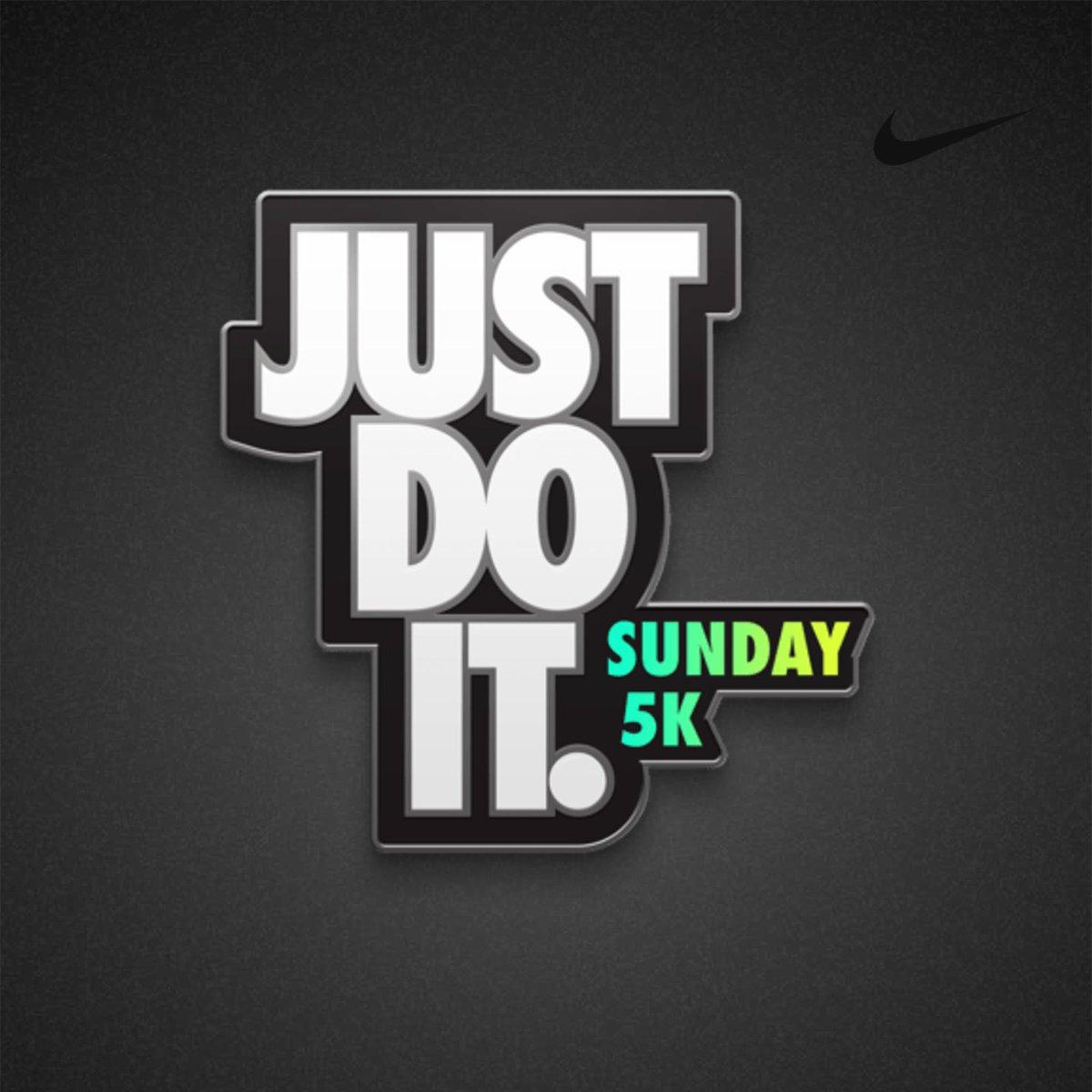 I just ran on Sunday with Nike Run Club. #movewithhart #hustlehart #moonshot @NikeService