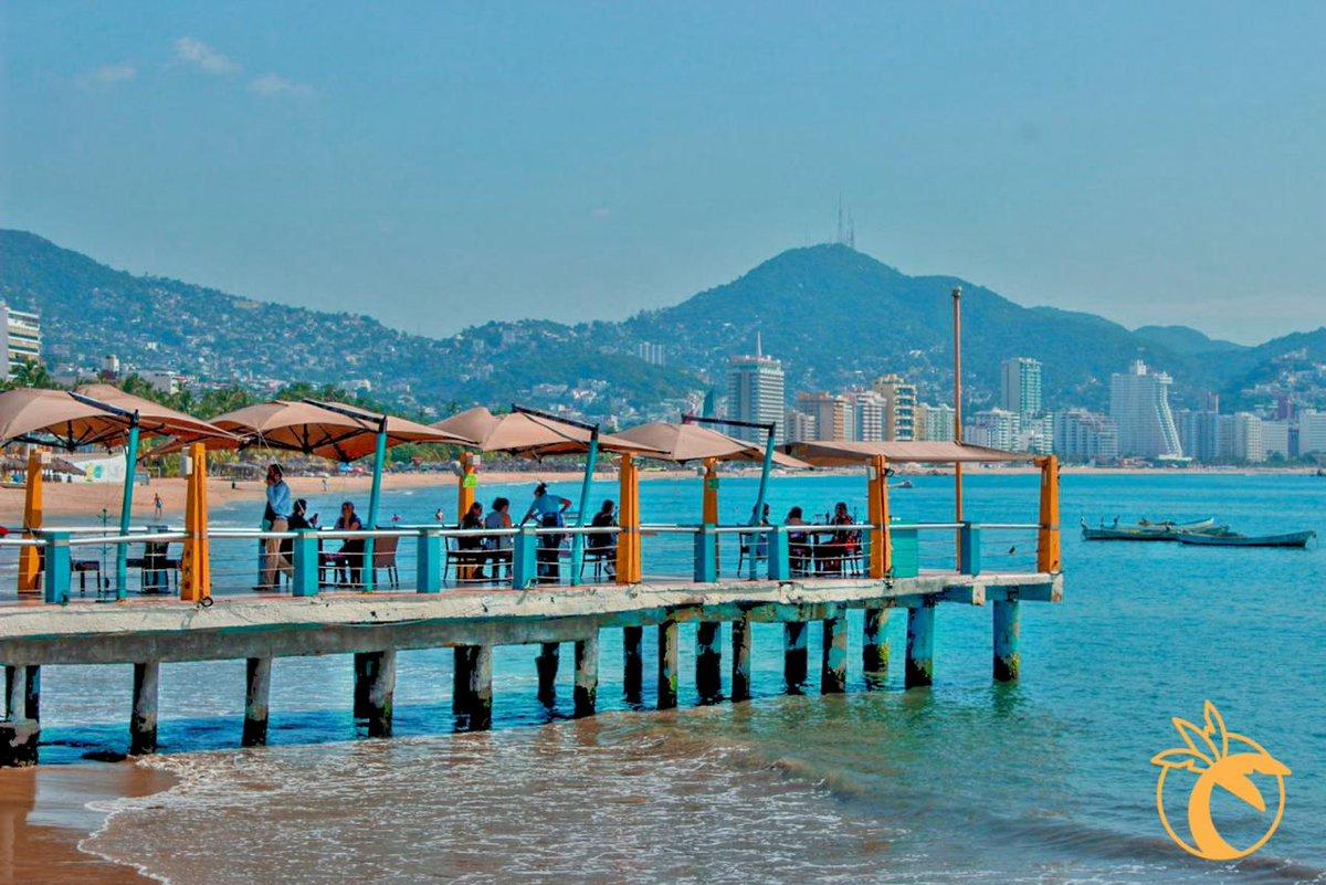 Resultado de imagen de cafe del mar 100% natural acapulco
