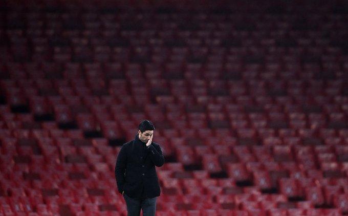 آخر مرة خسر ارسنال في 4 مباريات متتالية في
