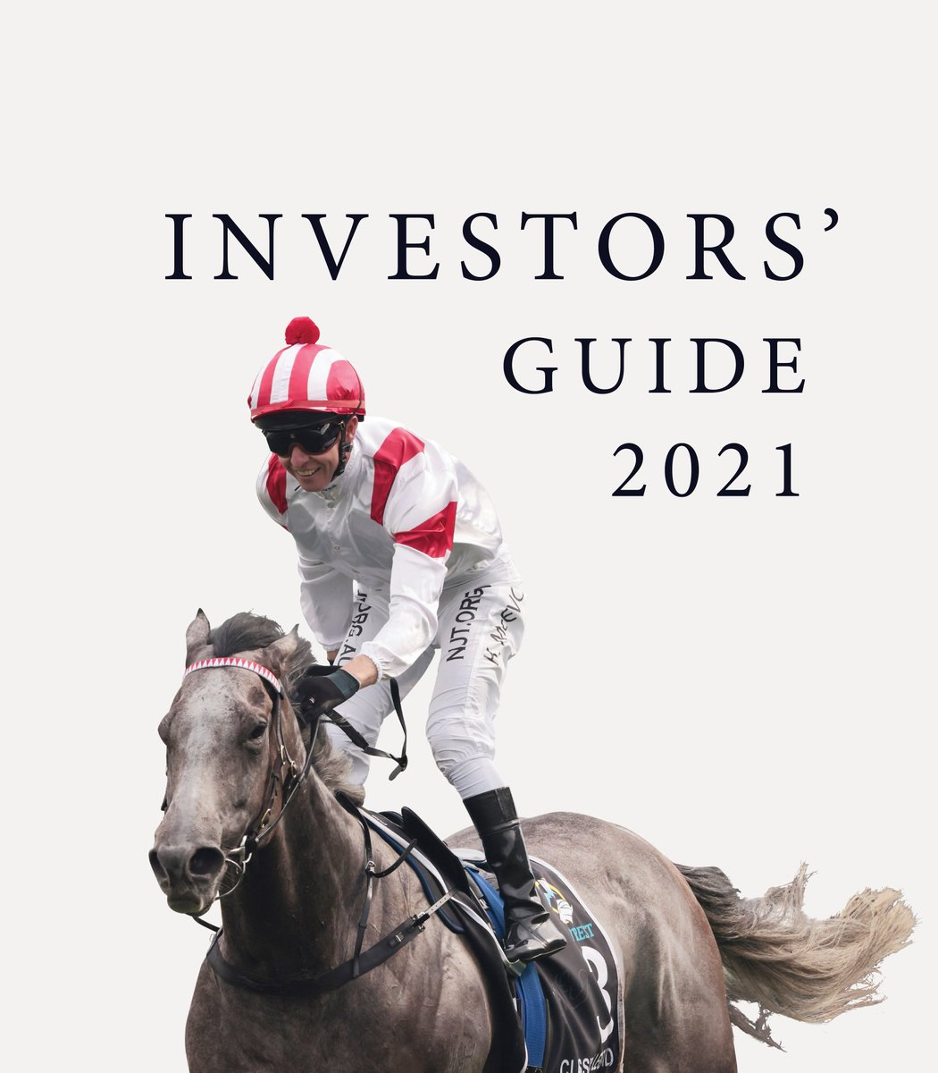 The facts are very compelling. This is terrific and should be widely used to assist those interested in breeding, trading and racing in Aus. https://t.co/jh1sGTQBeq