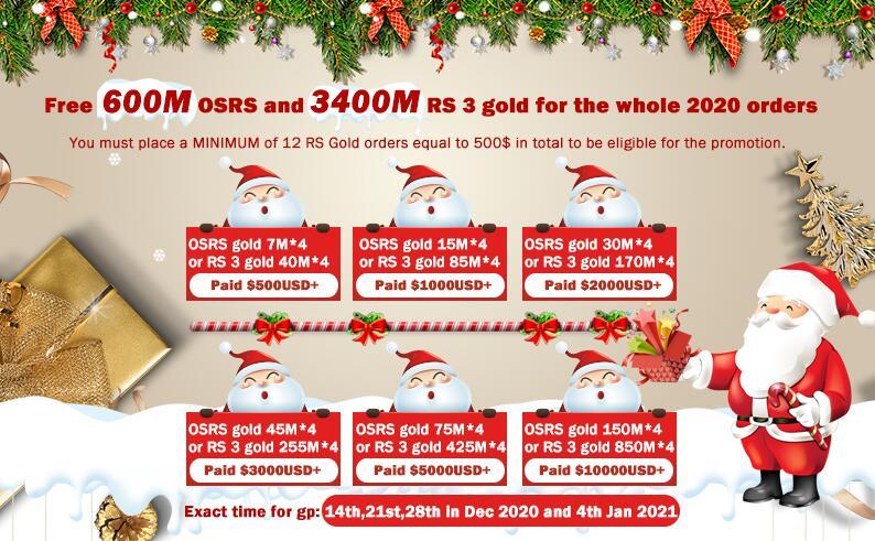 Osrs Event 2021 Christmas Rs2hot Rs2hotsite Twitter