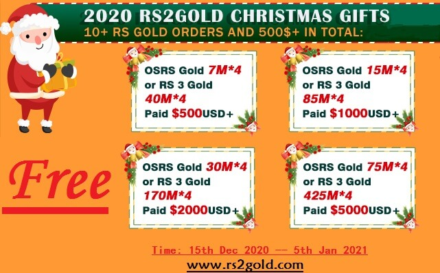 Osrs Gifts For Christmas Event 2021 Rs2gold Rs2goldcom Twitter