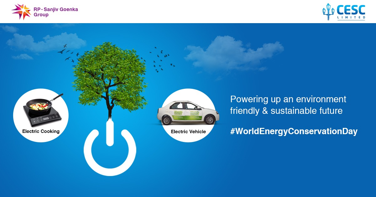 Use energy right. Make the future bright.  #worldenergyconservationday #livefreebreathfree #cesclimited #cesckolkata #cescltd #cesc #poweringkolkata https://t.co/9wnG3pBw7s