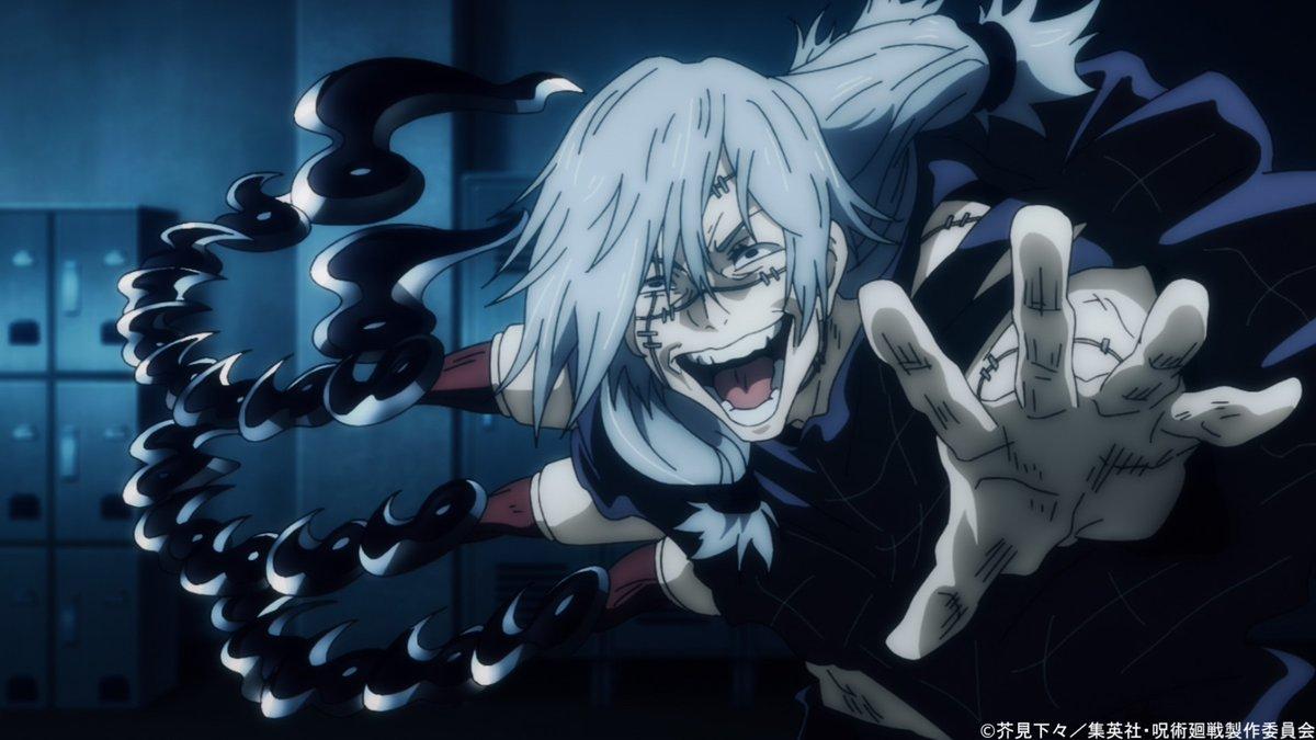 「アニメ 呪術廻船12話」の画像検索結果