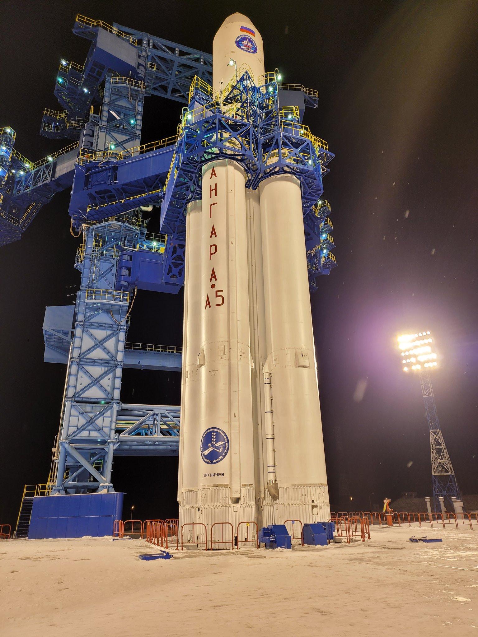 Next Generation Rocket Angara: News - Page 15 EpLUveKW8AEqIRi?format=jpg&name=large